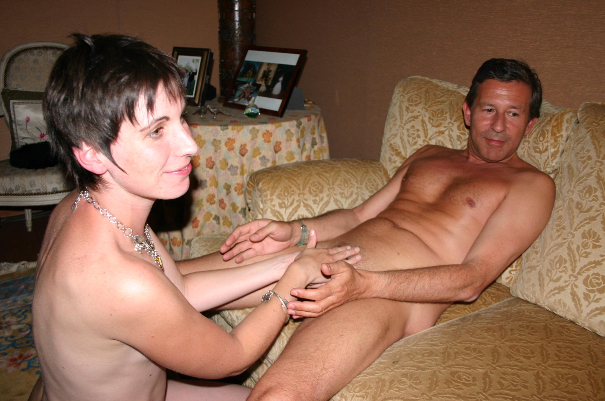 Amateur Homemade Orgy 63
