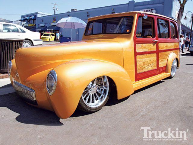 Used Car Lots Edmonton: Classic Cars: Chasing Classic Cars Mark Lunenburg