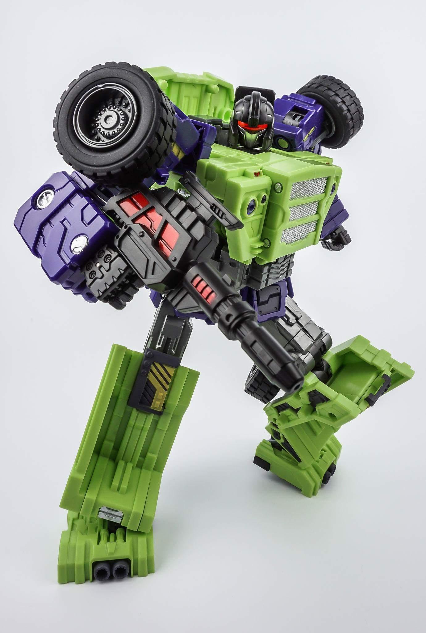 [Toyworld] Produit Tiers - Jouet TW-C Constructor aka Devastator/Dévastateur (Version vert G1 et jaune G2) - Page 6 QEWuwTY4