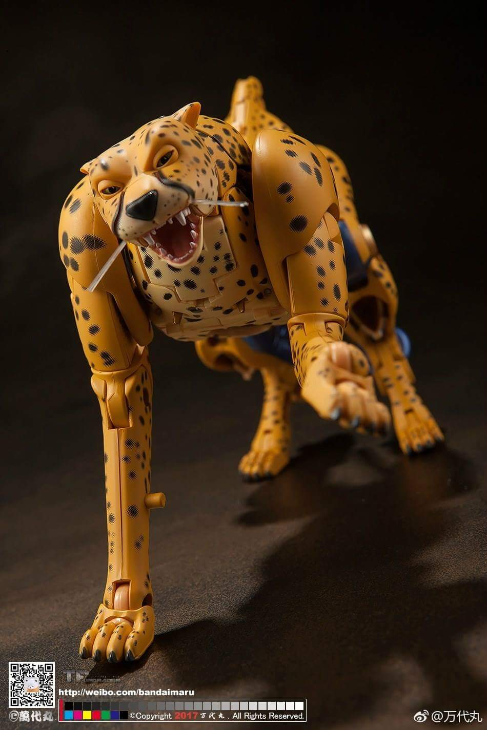 [Masterpiece] MP-34 Cheetor et MP-34S Shadow Panther (Beast Wars) - Page 2 ECUO0K32