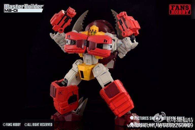 [FansHobby] Produit Tiers - Master Builder MB-02/03/05 - aka Monsterbots/Monstrebots L5z0Qj1D