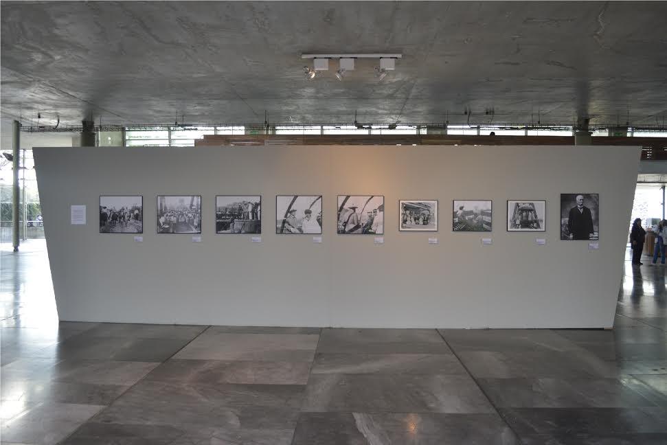 Abren la muestra fotográfica El Ferrocarril de Tehuantepec (1907