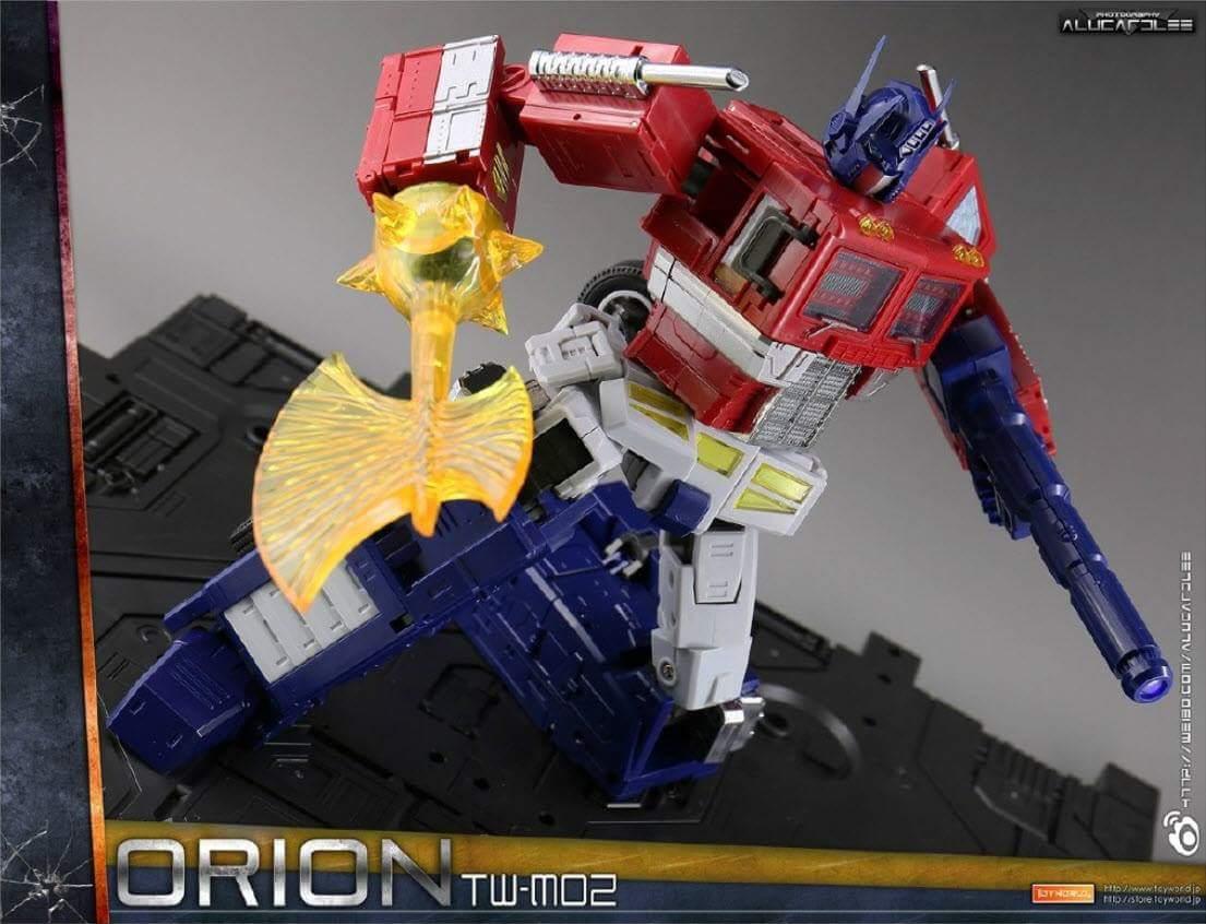 [ToyWorld][Zeta Toys] Produit Tiers - TW-M01 Primorion/Zeta-EX6O OriPrime et Zeta -EX6E EvaPrime - aka Optimus (G1 et Evangelion) BCpP0n9m