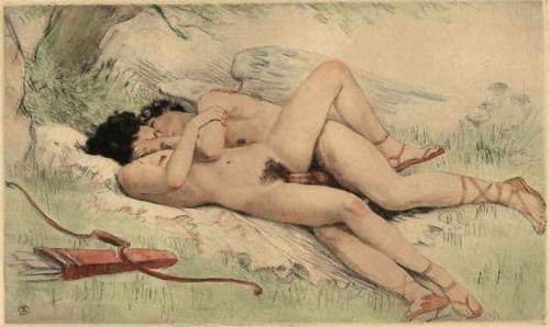Mix de ilustraciones eroticas yapa