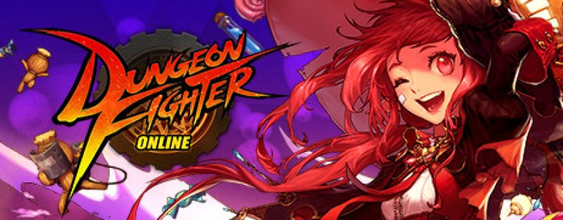 DFO anime game Dungeon Fighter Online