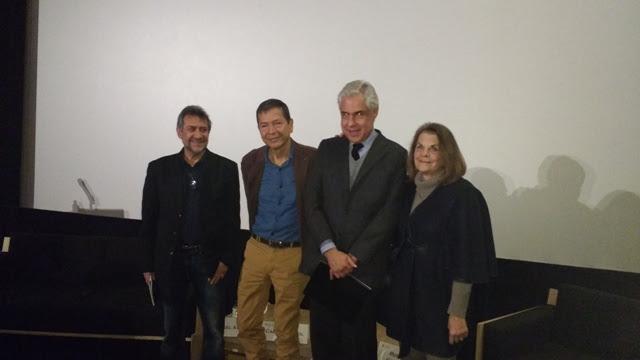 Carlos Bonfil actualiza el film noir mexicano en su más recient
