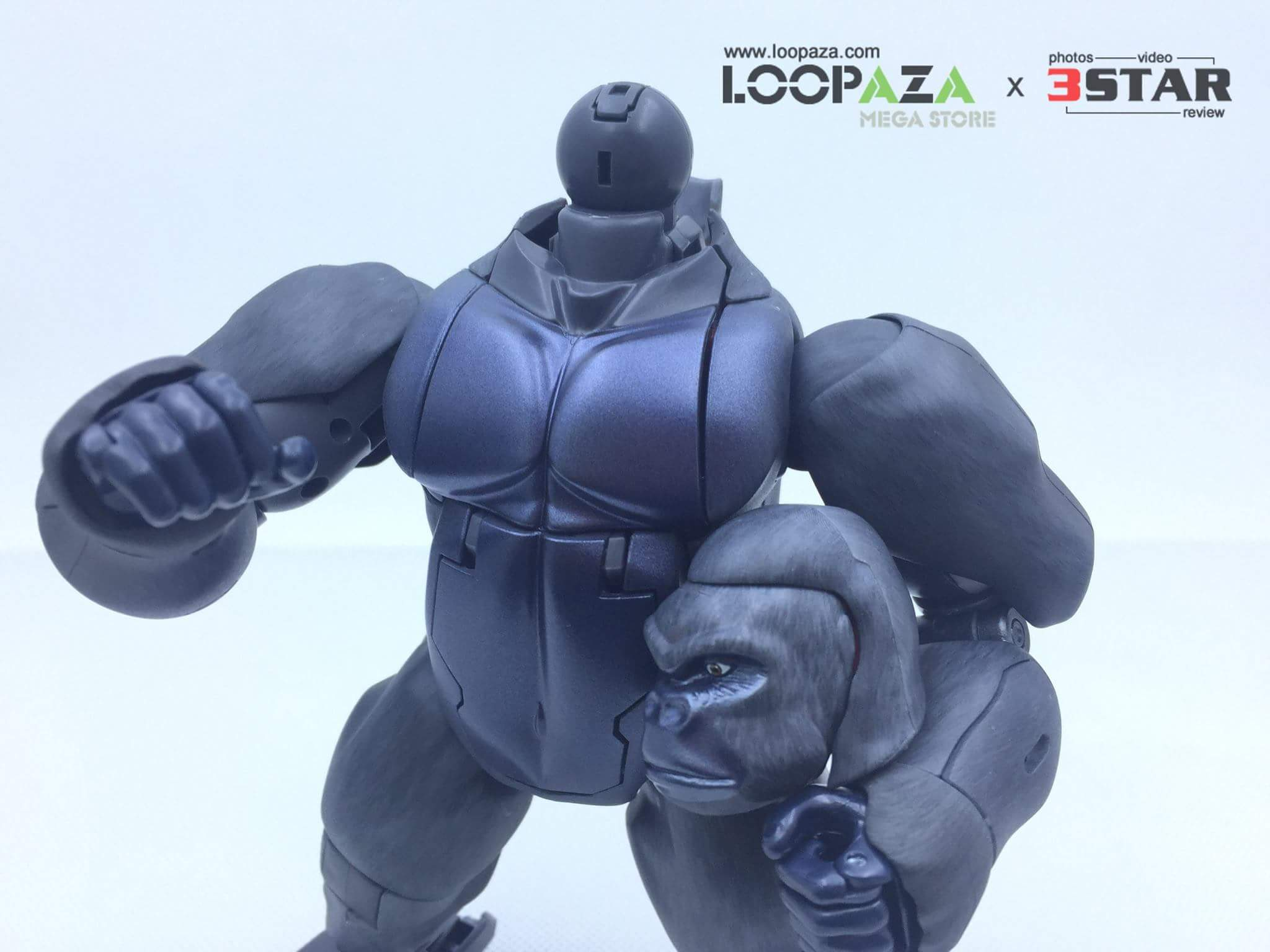 [Masterpiece] MP-32, MP-38 Optimus Primal et MP-38+ Burning Convoy (Beast Wars) - Page 3 UrzSQ4Ms