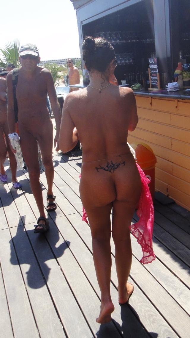 nenas putas al aire libre