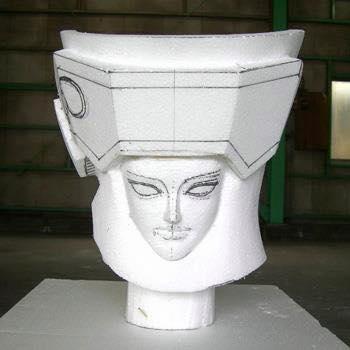 Processo de criação da Armadura de Gemeos para a exibição de Pachinko HSHg8fqh