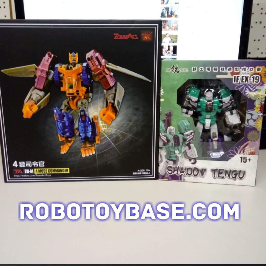 [TransArt Toys] Produit Tiers - Gamme R - Basé sur Beast Wars N2CsEqH2