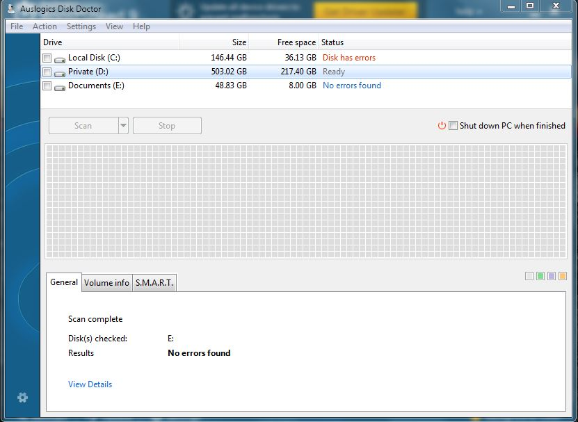 download software auslogics