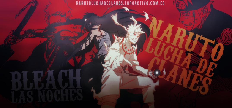 Naruto Lucha De Clanes
