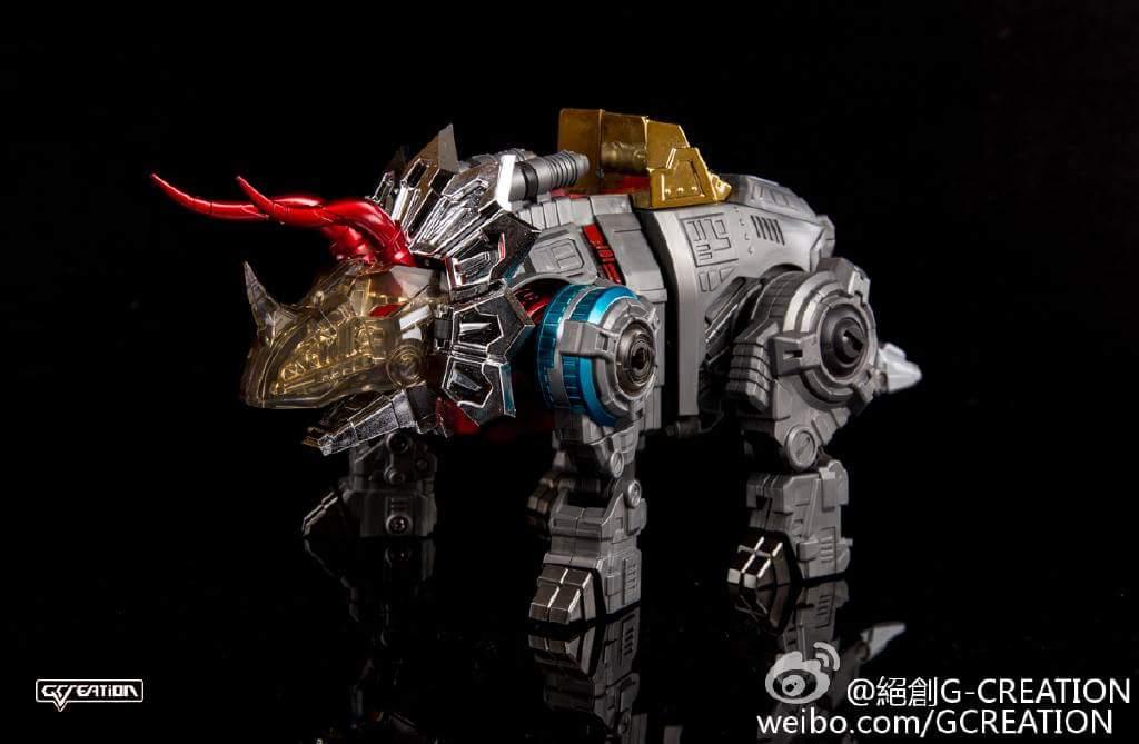 [GCreation] Produit Tiers - Jouet ShuraKing - aka Combiner Dinobots - Page 5 6jKOX6lu