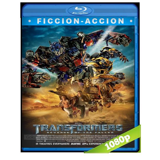 descargar Transformers 2 La Venganza De Los Caidos HD1080p Lat-Cast-Ing 5.1 (2009) gratis