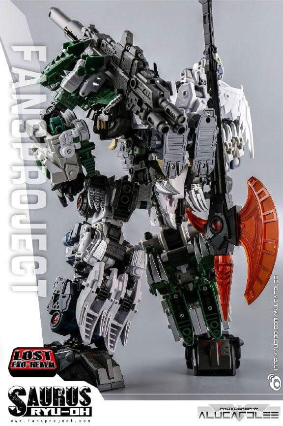 [FansProject] Produit Tiers - Jouet Saurus Ryu-oh aka Dinoking (Victory) | Monstructor (USA) - Page 2 8YOtczpy