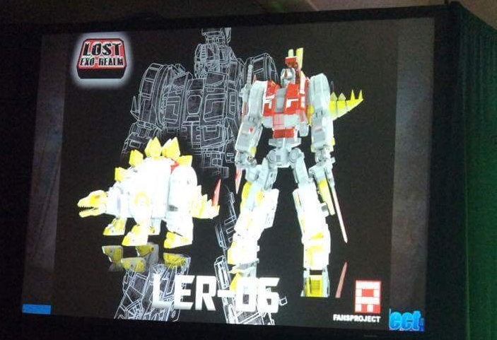 [FansProject] Produit Tiers - Jouets LER (Lost Exo Realm) - aka Dinobots - Page 2 31TsRmc1