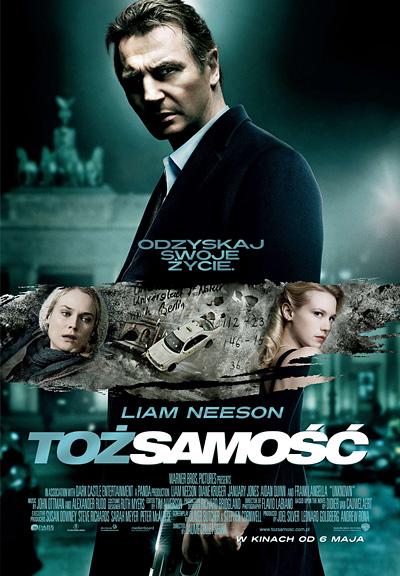 Tozsamosc / Unknown (2011) PL.DVDRip.Xvid-BiDA / Lektor PL