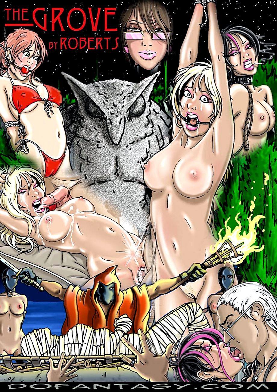 arts comics free adult