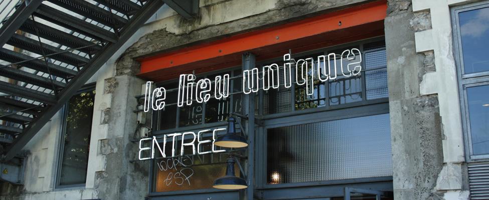 Nantes: Le Lieu Unique