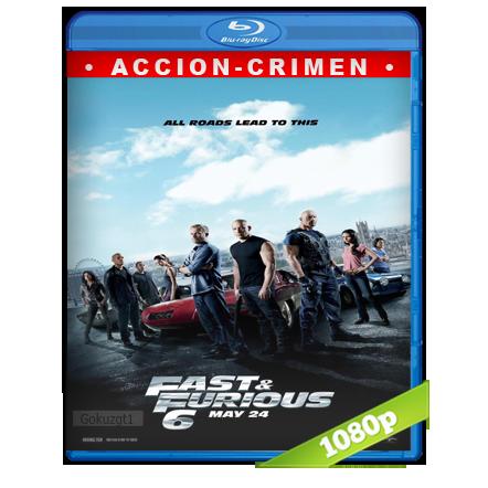 descargar Rapido Y Furioso 6 1080p Lat-Cast-Ing 5.1 (2013) gratis