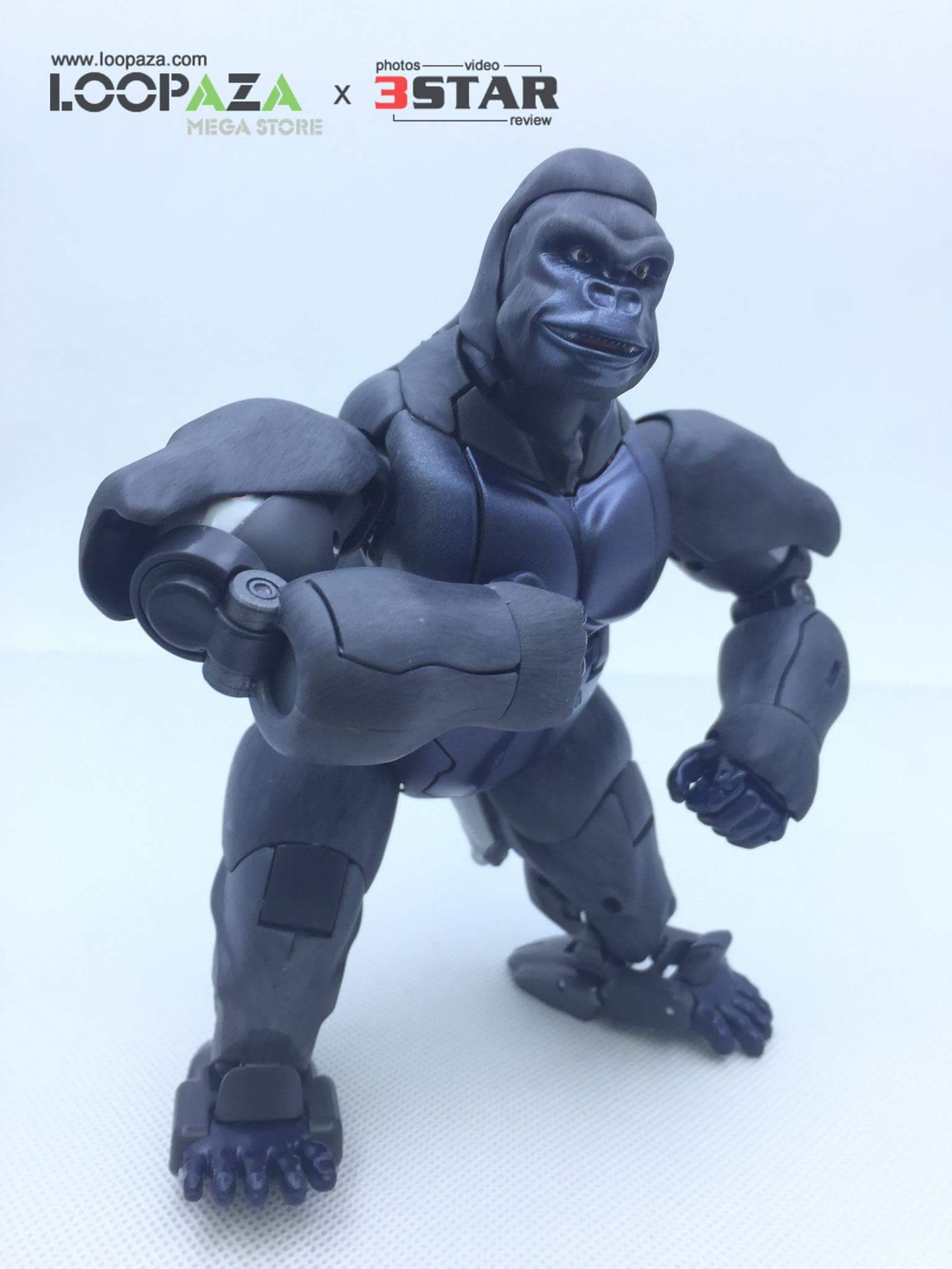 [Masterpiece] MP-32, MP-38 Optimus Primal et MP-38+ Burning Convoy (Beast Wars) - Page 3 7rc6LlNL