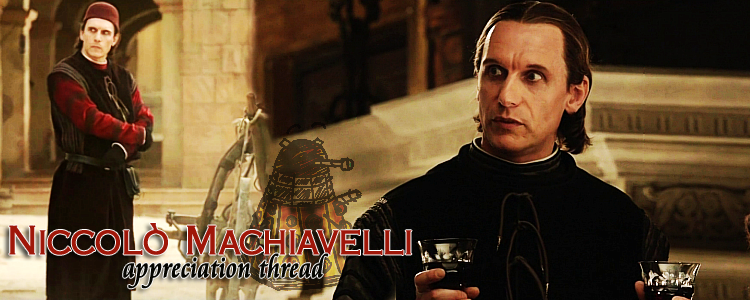 Machiavelli – Father of the modern political science