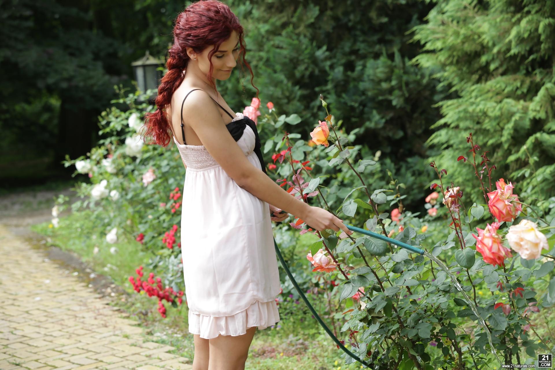 Shona River - el arte de chupar y coger al aire libre