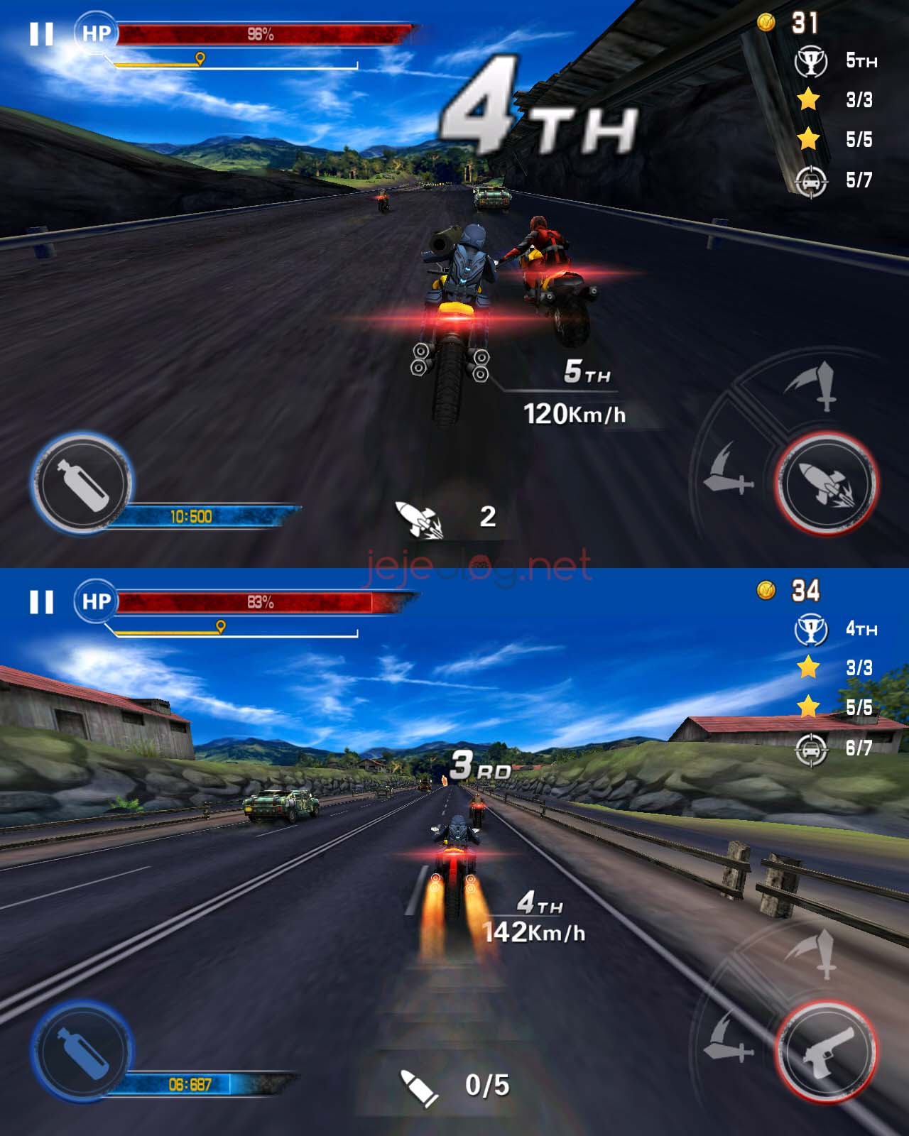 review game death moto 3