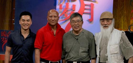 Obraz Aktorzy z filmu wraz z reżyserem po 20 latach