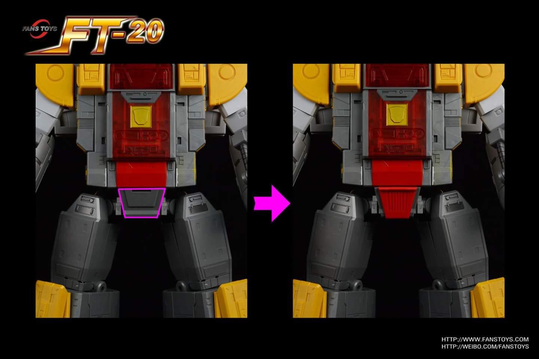 [Fanstoys] Produit Tiers - Jouets FT-20 et FT-20G Terminus Giganticus - aka Oméga Suprême et Omega Sentinel (Gardien de Cybertron) - Page 2 4hC93rtS