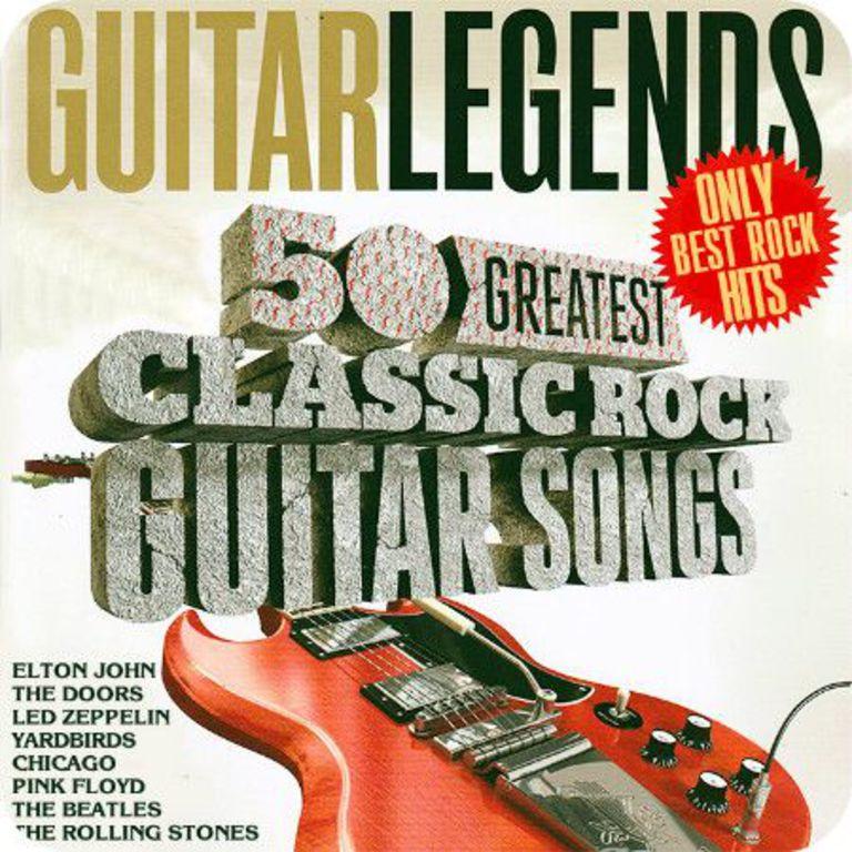 50 greatest classic rock guitar songs 2015   identi