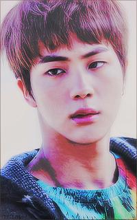 Kim Seok-Jin (Jin). KfOBsTM1