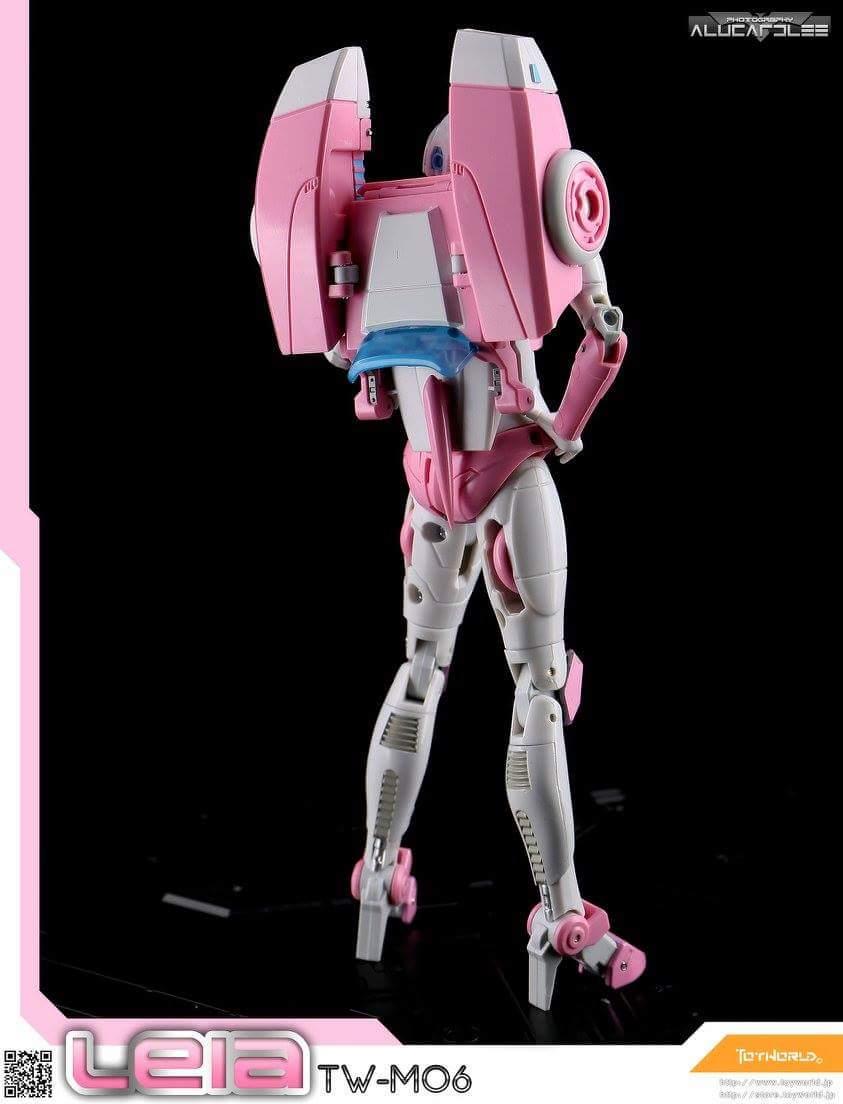 [Toyworld][Zeta Toys] Produit Tiers - Jouet TW-M06 Leia / Zeta-EX05 ArC aka Arcee/Arcie X108ZKrY