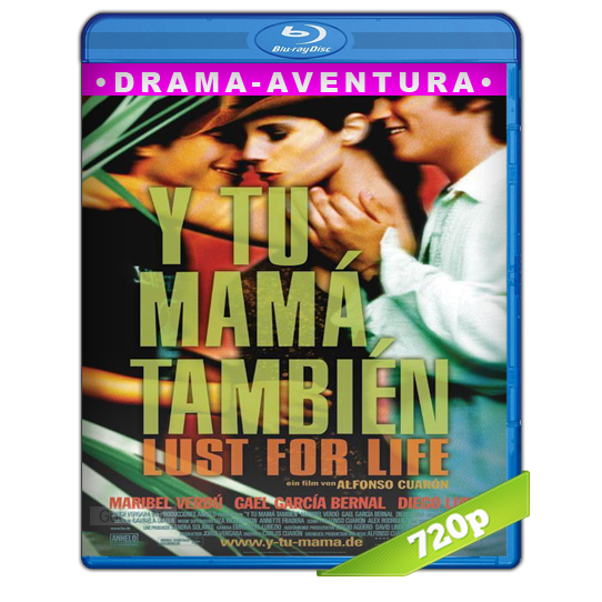 Y Tu Mama Tambien HD720p Audio Latino 5 1 (2001)