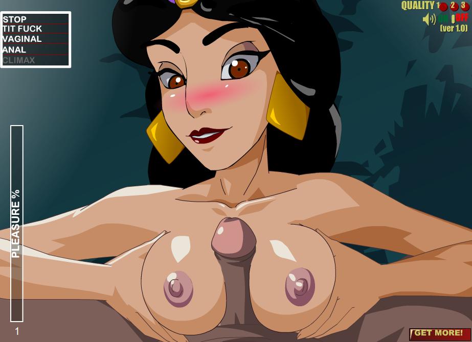 Jasmin porno aladdin
