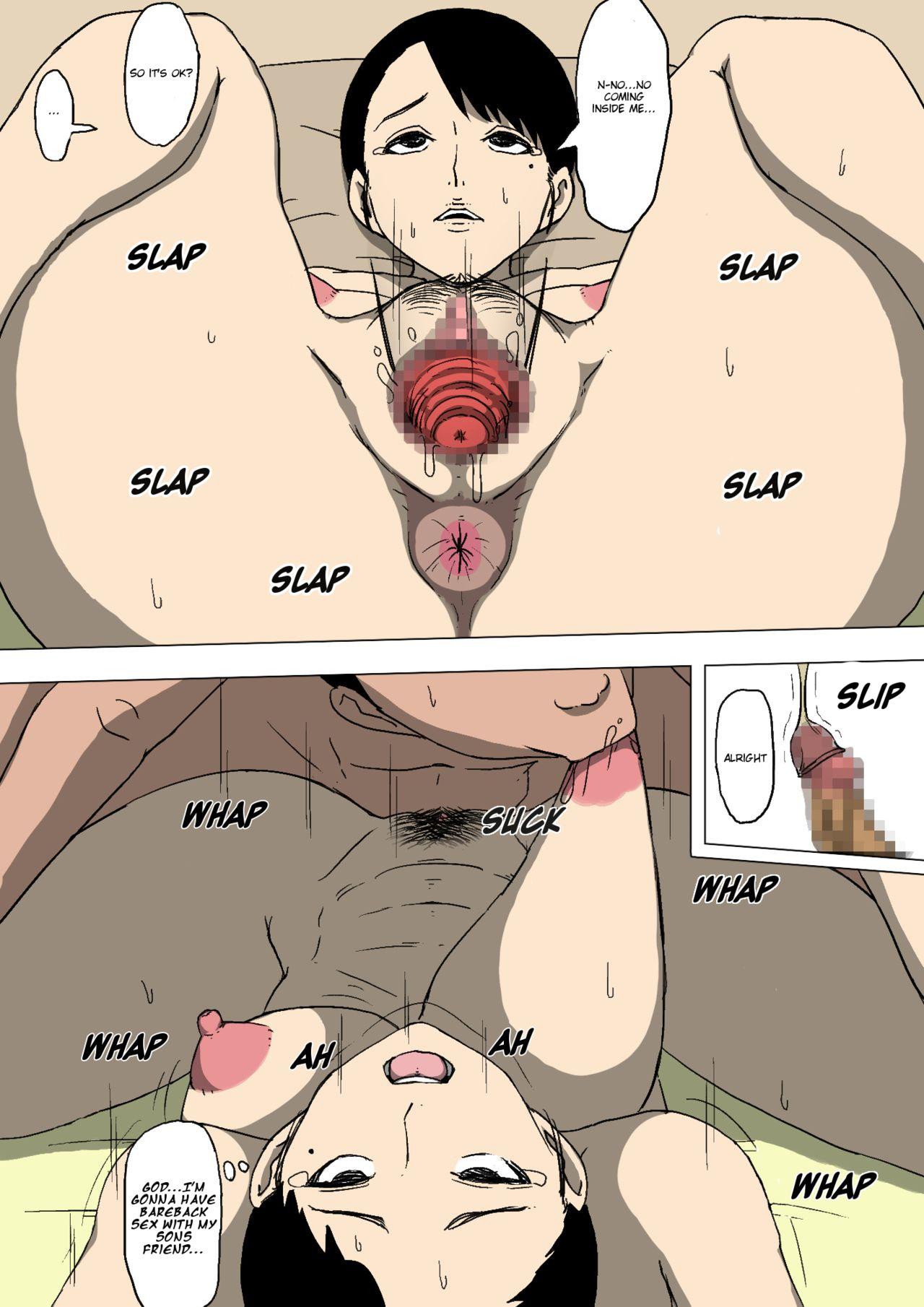 Hentai biting off dick