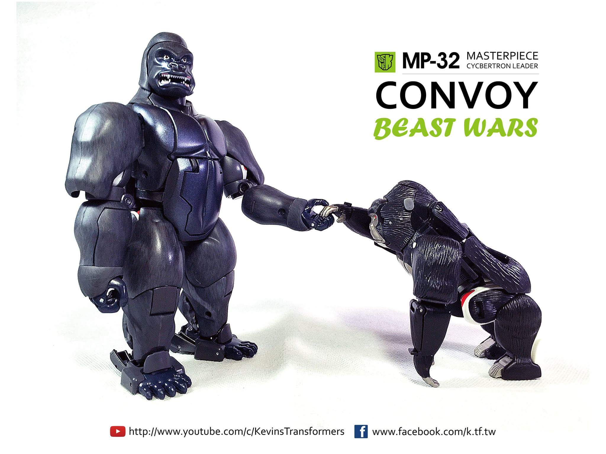 [Masterpiece] MP-32, MP-38 Optimus Primal et MP-38+ Burning Convoy (Beast Wars) - Page 3 GroDA3n8