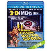 Llegaron De Otro Mundo (1953) BRRip 720p Audio Dual Castellano-Ingles 2.0