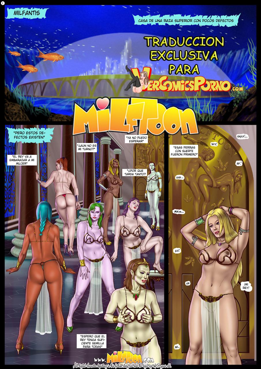 comic porno Milfantis milftoon