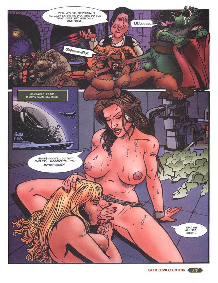 порно комиксы испанские