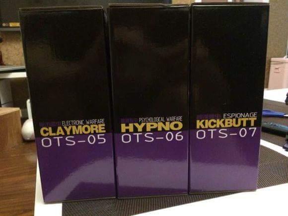 [BadCube] Produit Tiers - Jouet OTS-05 Claymore / OTS-06 Hypno / OTS-07 Kickbutt - aka Insecticons - Page 2 Js5vC0mE