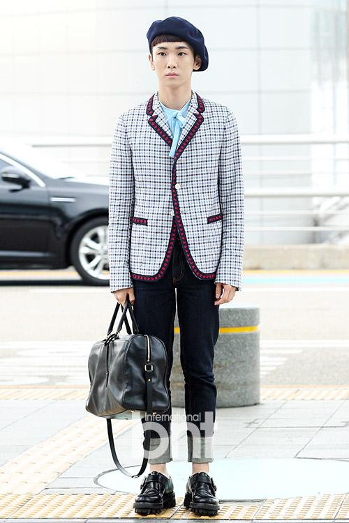 [IMG/160715] Jonghyun, Key @ Aeropuerto Incheon hacia Japón. FR6DMuTp