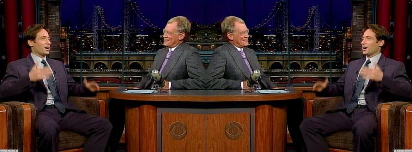 2003 David Letterman 99OhU1CE