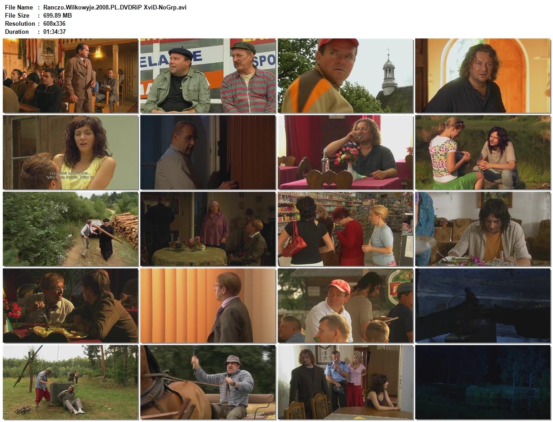 Ranczo Wilkowyje (2008) PL.DVDRiP XviD-NoGrp / film polski