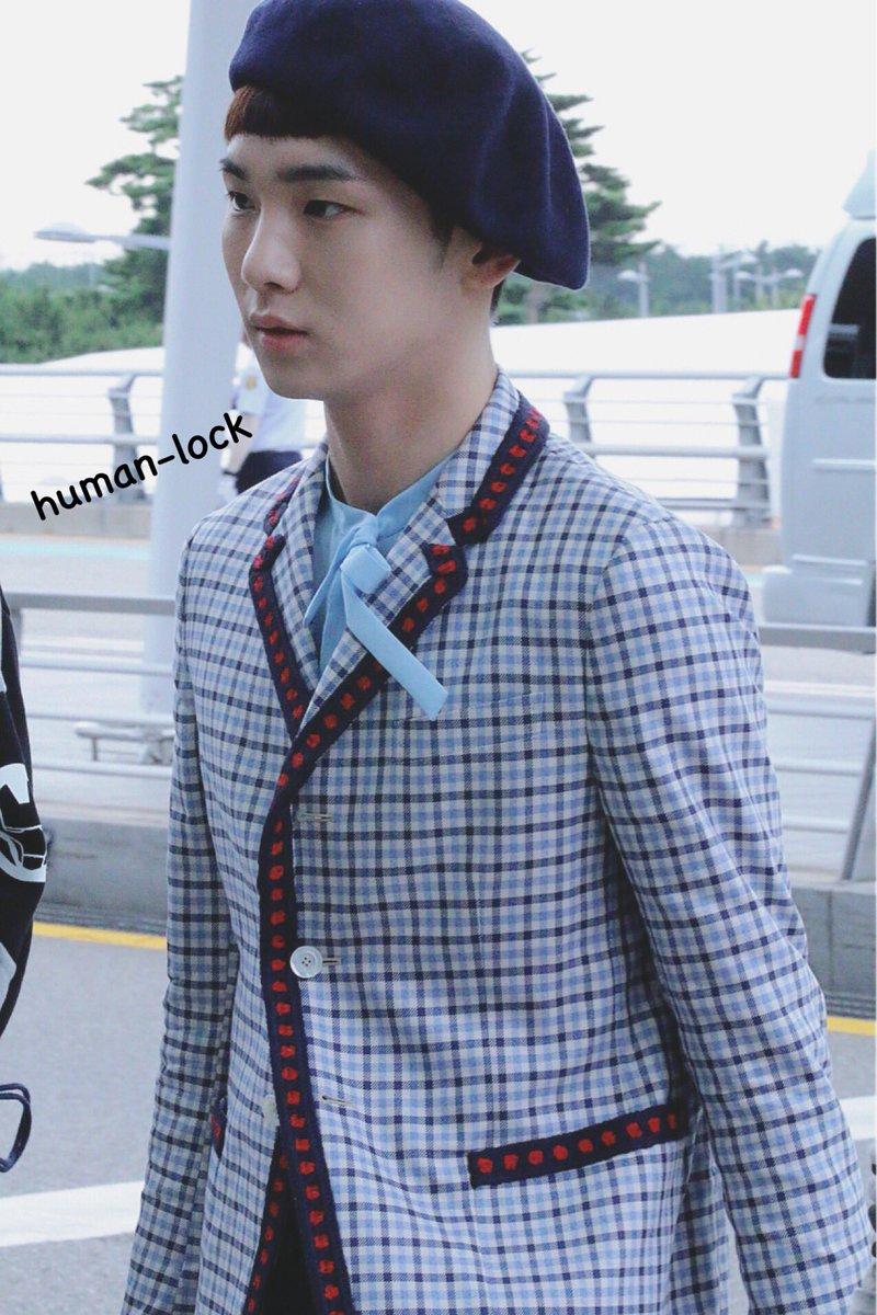 [IMG/160715] Jonghyun, Key @ Aeropuerto Incheon hacia Japón. LGP8zGWx