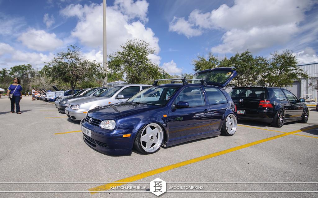 bagged mk4 golf