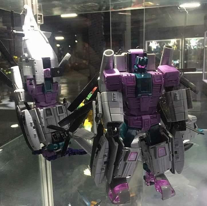 [Zeta Toys] Produit Tiers - Armageddon (ZA-01 à ZA-05) - ZA-06 Bruticon - ZA-07 Bruticon ― aka Bruticus (Studio OX, couleurs G1, métallique) KkR4yRZq
