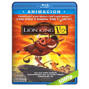 El Rey Leon 3 Hakuna Matata (2004) BRRip Full 1080p Audio Trial Latino-Castellano-Ingles 5.1