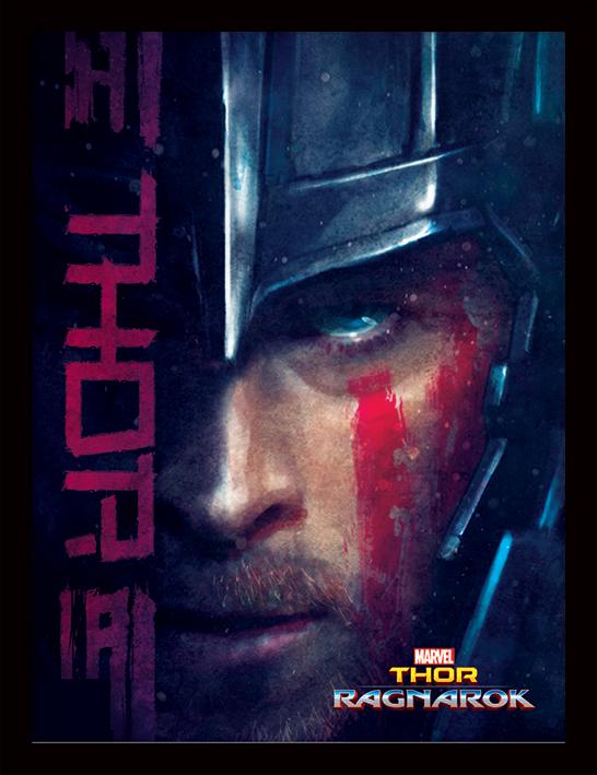 New Thor Ragnarok Promo Art Has The God Of Thunder The Incredible