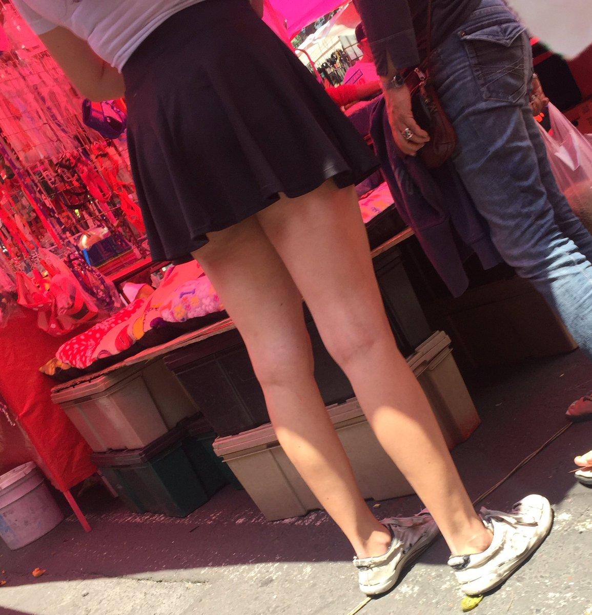 Cazadas en la calle XXII - Ciudad de México